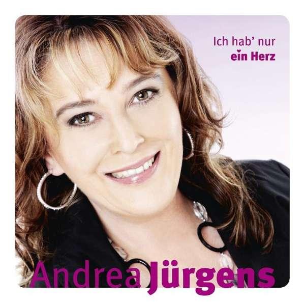 Andrea Jürgens-Ich hab nur ein Herz