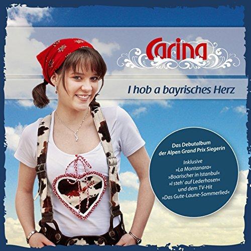 Carina-I hob a bayrisches Herz