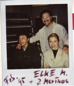Elke Martens+Micha+Francesco