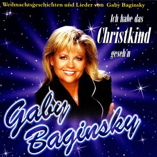 Gaby Baginsky-Ich hab das Christkind geseh'n