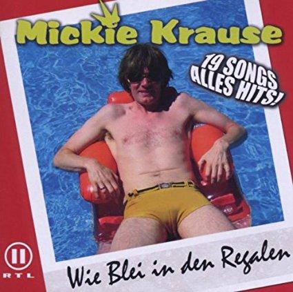 Mickie Krause-Wie Blei in den Regalen