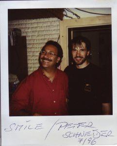 Peter Schneider+Francesco Bruletti