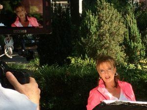 Andrea-Videodreh